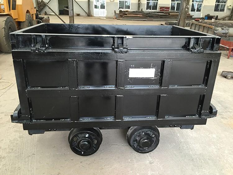 YCC1.2-6-7側卸式礦車