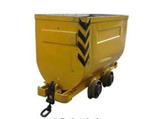 固定式礦車