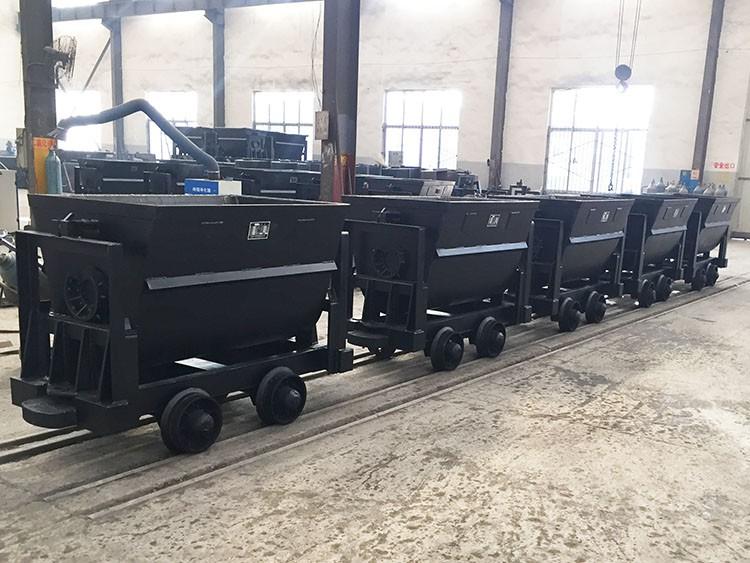 YFC1.1-6翻斗式礦車