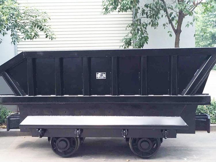 YDCC4-7底側卸式礦車